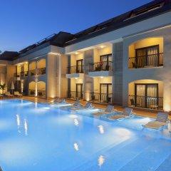 Отель Alaaddin Beach Аланья бассейн