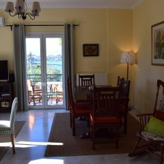 Апартаменты Garitsa bay Apartment комната для гостей фото 4