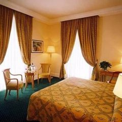 Отель Grand Hotel Rimini Италия, Римини - 4 отзыва об отеле, цены и фото номеров - забронировать отель Grand Hotel Rimini онлайн комната для гостей фото 5