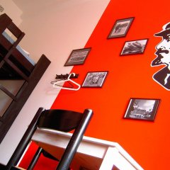 Отель Oki Doki Hostel Польша, Варшава - 1 отзыв об отеле, цены и фото номеров - забронировать отель Oki Doki Hostel онлайн гостиничный бар