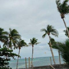 Отель OYO 782 Niu Ohana East Bay Apartments Филиппины, остров Боракай - отзывы, цены и фото номеров - забронировать отель OYO 782 Niu Ohana East Bay Apartments онлайн пляж фото 2