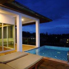 Отель Bangtao Tropical Residence Resort & Spa бассейн