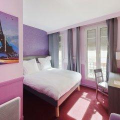 Отель POUSSIN Париж комната для гостей фото 4