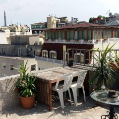 Istanbul Harmony Hostel балкон