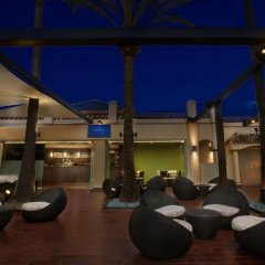 Отель Marriott's Marbella Beach Resort фитнесс-зал