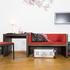Отель Design Hotel Plattenhof Швейцария, Цюрих - отзывы, цены и фото номеров - забронировать отель Design Hotel Plattenhof онлайн комната для гостей фото 3