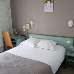Отель Hôtel Saint-Hubert комната для гостей фото 12