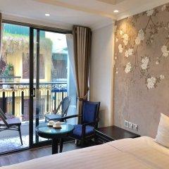 Отель Ellogia Rusta Ханой комната для гостей фото 4