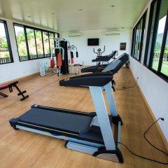Отель Aspira Residences Samui фитнесс-зал фото 2