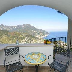 Отель La Dolce Vita Ravello Италия, Равелло - 1 отзыв об отеле, цены и фото номеров - забронировать отель La Dolce Vita Ravello онлайн балкон