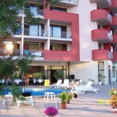 Hotel Andromeda бассейн