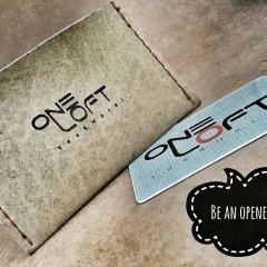 OneLoft Hotel спа