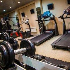 Гостиница Юность фитнесс-зал