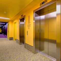 Отель MEININGER Hotel Leipzig Hauptbahnhof Германия, Лейпциг - 2 отзыва об отеле, цены и фото номеров - забронировать отель MEININGER Hotel Leipzig Hauptbahnhof онлайн интерьер отеля фото 3
