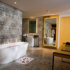 Отель Quinter Central Nha Trang Вьетнам, Нячанг - отзывы, цены и фото номеров - забронировать отель Quinter Central Nha Trang онлайн ванная