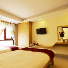 Sapa Golden Plaza Hotel комната для гостей фото 4