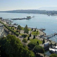 Отель Beau Rivage Geneva Швейцария, Женева - 2 отзыва об отеле, цены и фото номеров - забронировать отель Beau Rivage Geneva онлайн пляж