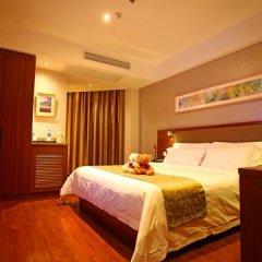 Отель Yitel Xiamen Zhongshan Road Китай, Сямынь - отзывы, цены и фото номеров - забронировать отель Yitel Xiamen Zhongshan Road онлайн комната для гостей фото 4