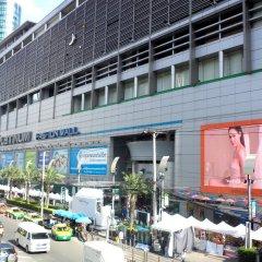 Отель Bangkok City Inn Бангкок приотельная территория