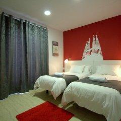 Отель Artistic Hostel BCN Испания, Барселона - отзывы, цены и фото номеров - забронировать отель Artistic Hostel BCN онлайн комната для гостей фото 3