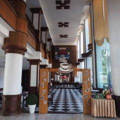Отель Welcome Plaza Паттайя интерьер отеля