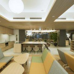 Montan Hakata Hostel Хаката интерьер отеля фото 2