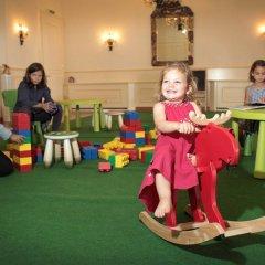Отель Beau-Rivage Palace детские мероприятия фото 2
