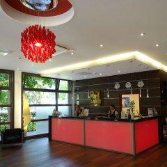 Отель Best Western Amedia Hamburg гостиничный бар
