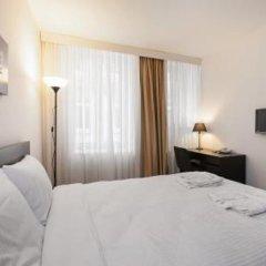 Отель Karakoy Aparts сейф в номере