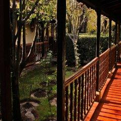 Hotel Mision Cerocahui балкон