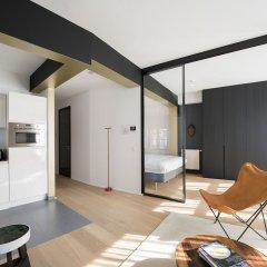 Отель Smartflats Premium Palace du Grand Sablon Брюссель в номере