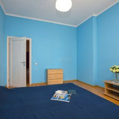 Апартаменты Apartment Etazhy Sheynkmana Kuybysheva Екатеринбург комната для гостей фото 4