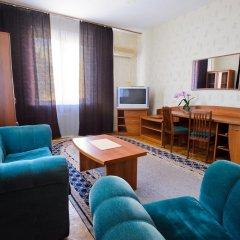 Гостиница Волга комната для гостей фото 5
