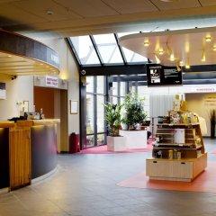 Отель Scandic Aarhus Vest Дания, Орхус - отзывы, цены и фото номеров - забронировать отель Scandic Aarhus Vest онлайн интерьер отеля фото 3