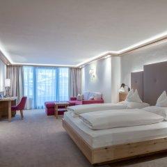 Отель Alpenland Австрия, Хохгургль - отзывы, цены и фото номеров - забронировать отель Alpenland онлайн комната для гостей фото 3
