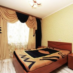 Апартаменты ApartLux Апартаменты Сьют Таганская комната для гостей фото 3