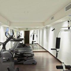 Отель Bessa фитнесс-зал