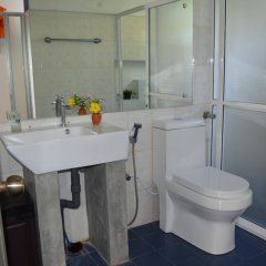 Отель FEEL Villa Шри-Ланка, Калутара - отзывы, цены и фото номеров - забронировать отель FEEL Villa онлайн ванная фото 2