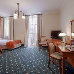 Hotel Hetman Варшава комната для гостей фото 3
