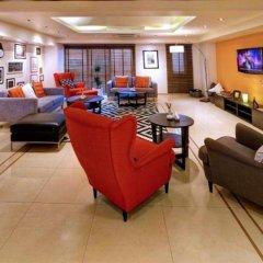 Отель Golden Sands 3 интерьер отеля