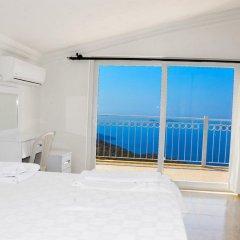 Villa MNM Турция, Калкан - отзывы, цены и фото номеров - забронировать отель Villa MNM онлайн комната для гостей фото 5