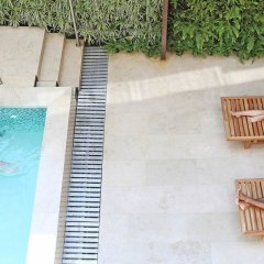 Отель Cali Marriott Hotel Колумбия, Кали - отзывы, цены и фото номеров - забронировать отель Cali Marriott Hotel онлайн бассейн