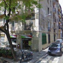 Отель Aptos Alcam Alio Барселона парковка