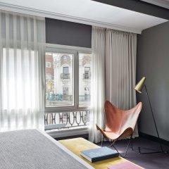 Отель The Principal Madrid - Small Luxury Hotels of The World фитнесс-зал фото 2