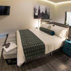 Отель Baruk Guadalajara Hotel de Autor Мексика, Гвадалахара - отзывы, цены и фото номеров - забронировать отель Baruk Guadalajara Hotel de Autor онлайн комната для гостей фото 4
