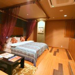 Hotel AURA Kansai Airport - Adults Only Такаиси комната для гостей фото 5
