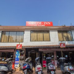 Отель OYO 11875 Home Exotic Stay Siolim Гоа парковка