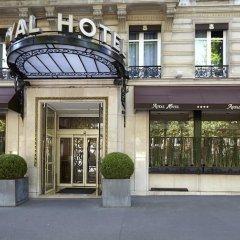 Отель Royal Hotel Paris Champs Elysées Франция, Париж - отзывы, цены и фото номеров - забронировать отель Royal Hotel Paris Champs Elysées онлайн фото 6