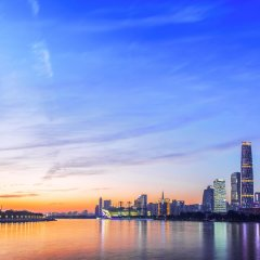 Отель Home Inn Китай, Гуанчжоу - отзывы, цены и фото номеров - забронировать отель Home Inn онлайн приотельная территория