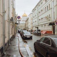 Отель Guest House Pathos On Kremlevskaya Москва